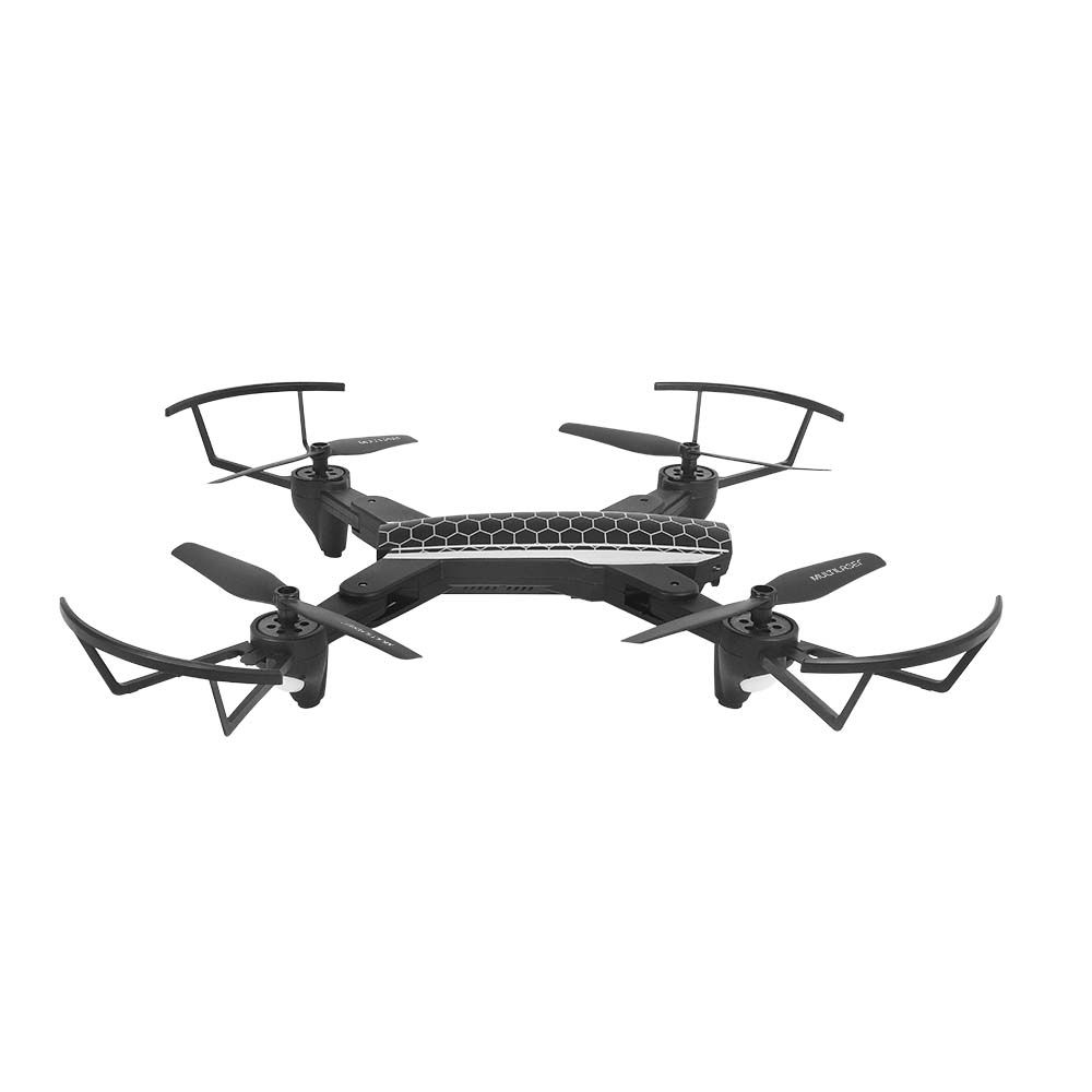 Drone Shark Multilaser com Câmera HD WIFI FPV Alcance 80 metros ES177