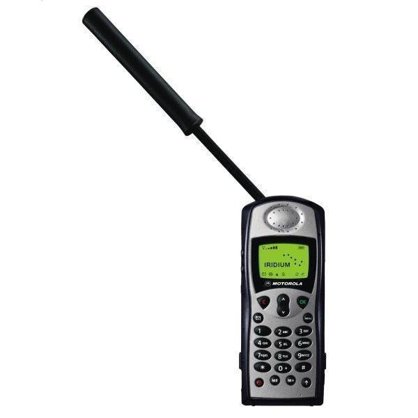 Iridium 9505A telefone via satélite