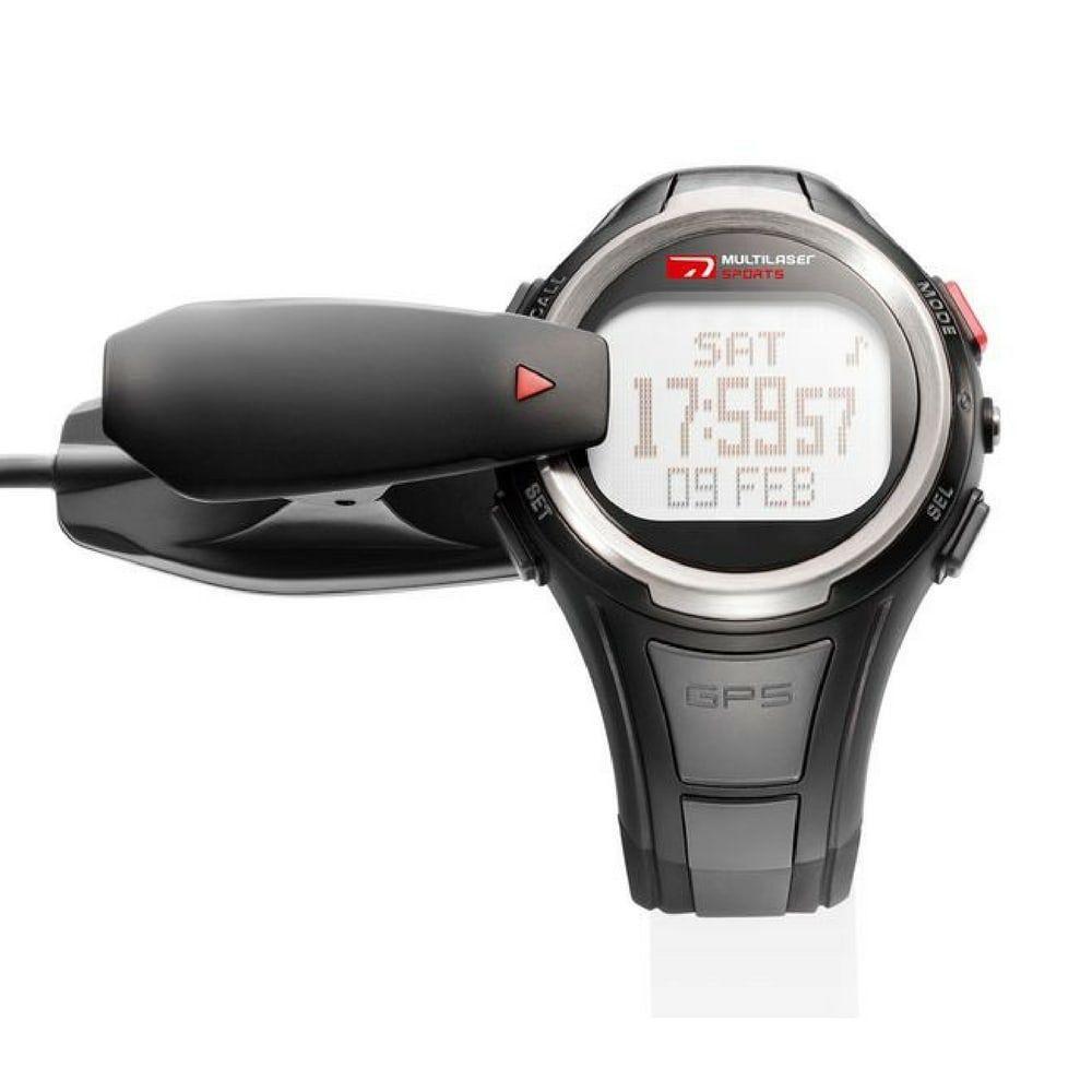 Relógio Monitor Cardíaco com GPS ES045 Atrio