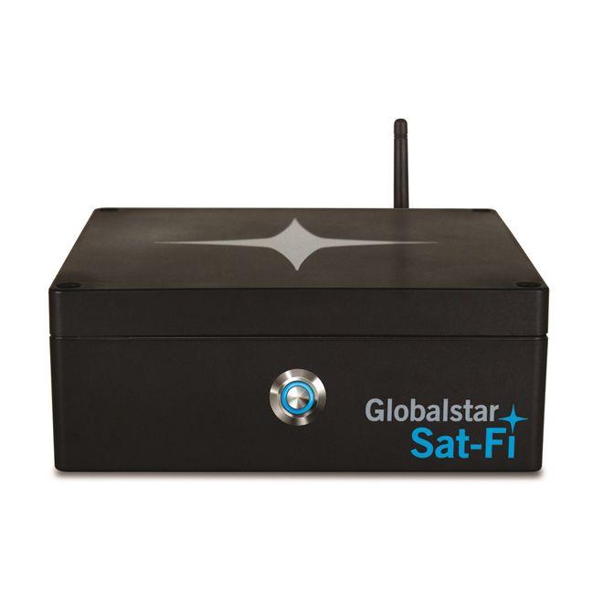 Telefone e Modem Via Satélite Hotspot Sat-fi 1 - Globalstar