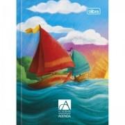 Agenda Tilibra escolar permanente Académie - 2 dias por página