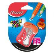 Apontador C/ Depósito Color Peps Sortido 043110 Maped