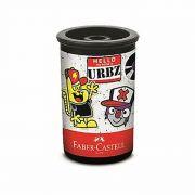 Apontador  C/ Depósito Substituível Urbz 123URBZZF Faber-Castell
