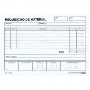 Bloco Requisição Material Simplificado 152307 Tilibra 02686
