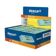 Borracha Clean Verde C/ 24 Un. Mercur