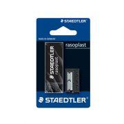 Borracha Rasoplast Black + Apontador 526-A1BK Staedtler - PORT - Informática - Escritório - Papelaria