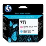 Cabeça de Impressão Original HP 771 Magenta CE019A