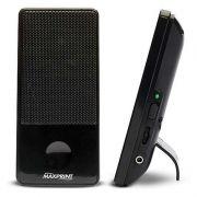 Caixa de Som USB Slim 3W 6011281 Maxprint