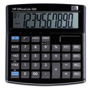 Calculadora Home & Office Calc 100 HP - PORT - Informática - Escritório - Papelaria