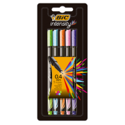 Caneta Ultra Fina Intensity Fashion Bic Ponta 0.4Mm - Sortidas 25157