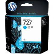 Cartucho de Plotter HP 727 B3P13A Ciano - PORT - Informática - Escritório - Papelaria