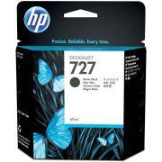 Cartucho de Plotter HP 727 C1Q11A Preto Fosco - PORT - Informática - Escritório - Papelaria