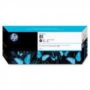Cartucho de Plotter HP 81 C4930A Preto