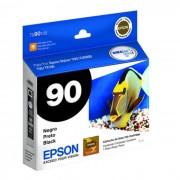 Cartucho de Tinta EPSON T090120-BR Preto - PORT - Informática - Escritório - Papelaria