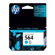 Cartucho de Tinta HP 564 CB318WL Ciano 12594
