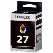Cartucho de Tinta Lexmark 27 10N0227 Color