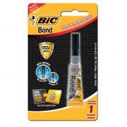 Cola Bond Adesivo Instantanea 3G BIC - PORT - Informática - Escritório - Papelaria