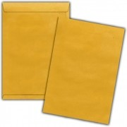 Envelope Saco Kraft Ouro SKO 034 240mmx340mm 80g Caixa com 250 - Scrity 06408