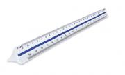 Escalímetro Maped 30 cm escala 1:100/1:500 240014