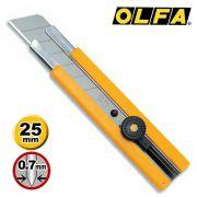 Estilete Profissional H1 Largo 25mm 30070664796 Olfa