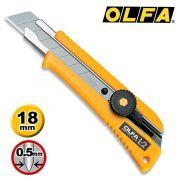 Estilete Profissional L2 Largo 18mm 33070614724 Olfa 22476