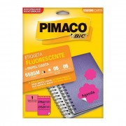 Etiqueta Pimaco InkJet + Laser - 5585M
