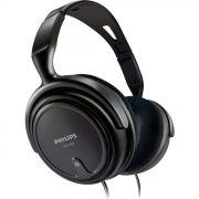 Fone de Ouvido com Alça e Conchas Ajustáveis SHP2000/10 Preto PHILIPS