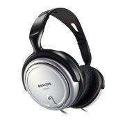 Fone de Ouvido Com Controle de Volume SHP2500/10 Preto/Prata PHILIPS