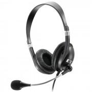 Headset Acustico PH041 Preto Multilaser
