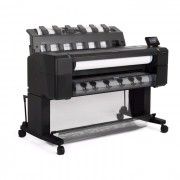 Impressora Plotter Designjet T1500 36´´ CR356A HP