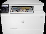 IMPRESSORA HP M180NW LASERJET MULTIFUNCIONAL COLOR (T6B74A) 25355