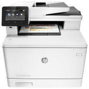 Impressora Multifuncional Laser Color Pro M477FDW CF379A HP