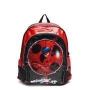 Mochila Escolar Miraculous Lady Bug Led  REF.966B - COD 25483