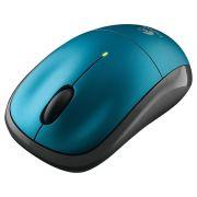 Mouse Optical Sem Fio USB Blue M215 Logitech - PORT - Informática - Escritório - Papelaria