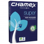 Papel A4 Chamex Super 90G 210X297MM C/ 500 Fls