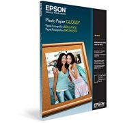 Papel fotográfico Premium 10x15cm 194g glossy brilhante S041809 Epson Pacote com 50 folhas