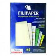 Papel Persico Marfim A4 180g 50 Fls 01430 Filipaper