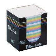 Papel Tilembrete 75g 900 Fls Colorida 95x81,5 155195 Tilibra