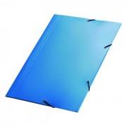 Pasta Aba / Elástico Azul Celeste Plastif. Cartão Triplex. 350x240mm 300g Yes