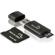 Pen Drive 3 em 1 32Gb MC113 Multilaser
