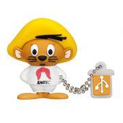 Pen Drive 4GB Looney Tunes Ligeirinho Emtec