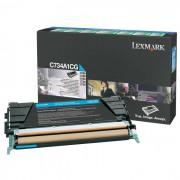 Toner Lexmark C734A1CG Ciano - PORT - Informática - Escritório - Papelaria