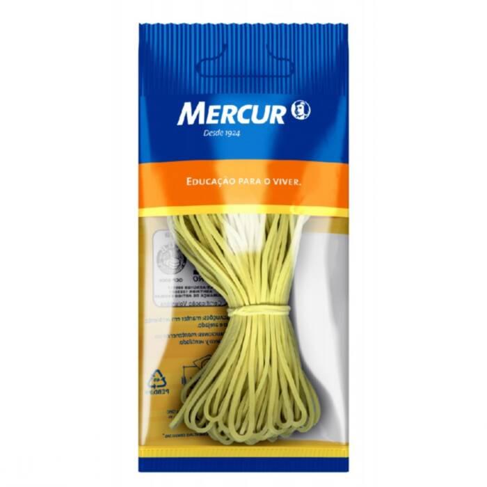 Elástico Pull Pack Amarelo N°18 Pct 20g Mercur