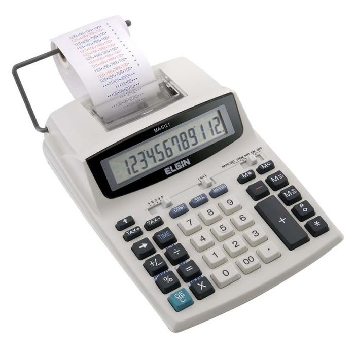 Calculadora Mesa MA-5121 Elgin