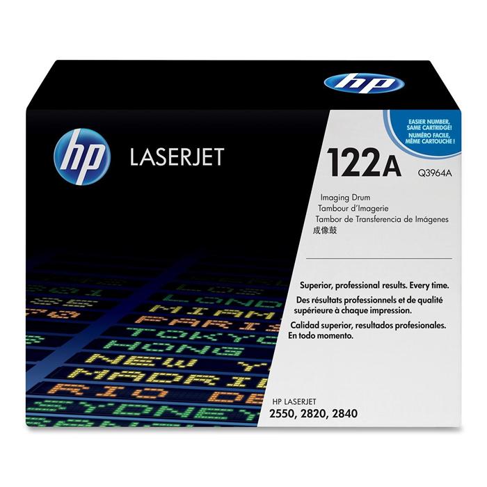 Kit de Imagem HP 122A Q3964A Color