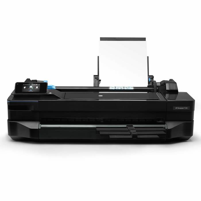 Impressora Plotter Designjet T120 24 CQ891A HP