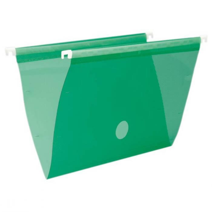 Pasta Suspensa Plast Verde em PP Completa 0005T Dello