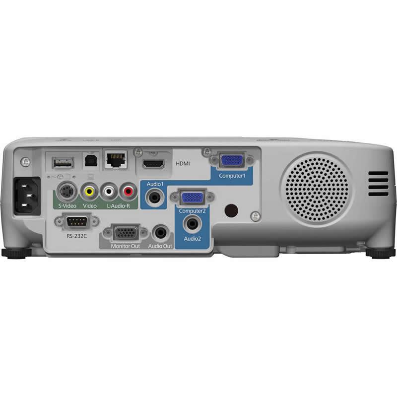 Projetor Multimídia Powerlite X29 EPSON 22422