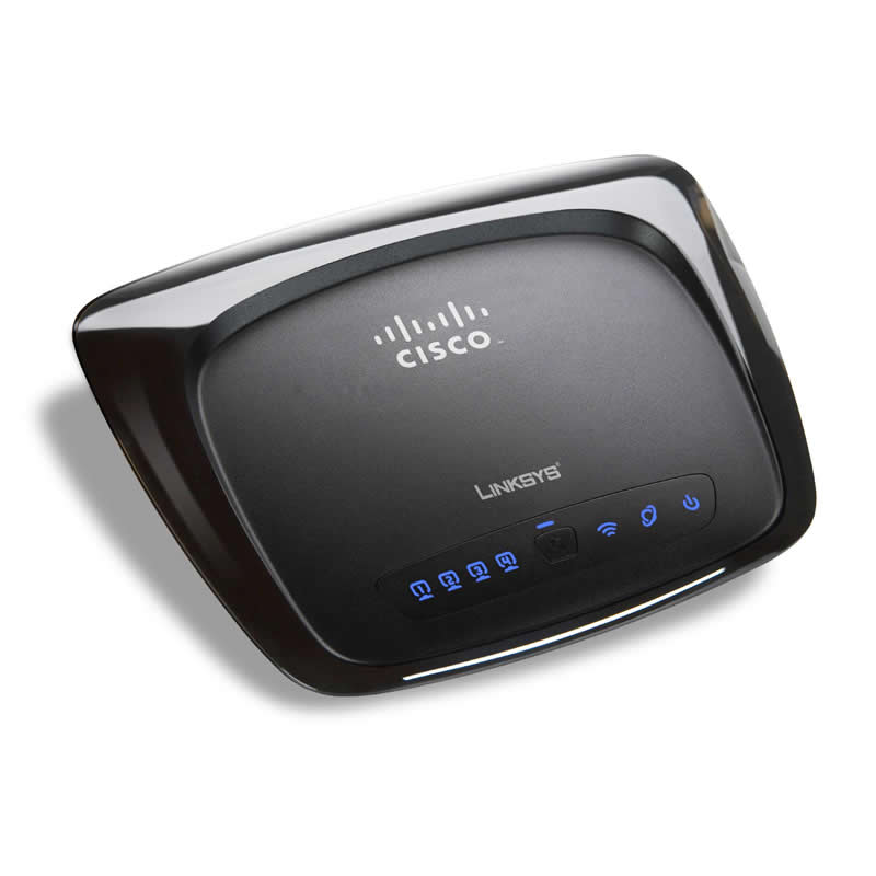 Roteador Linksys Wireless 150Mbps WRT120N-BR Cisco