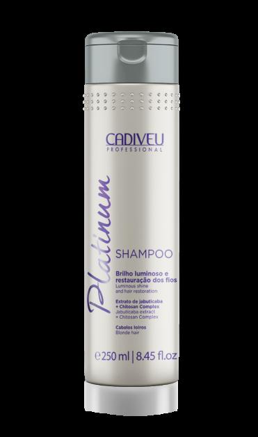 Platinum Shampoo 250 ml